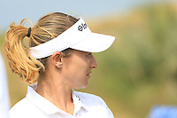 Stacy Lee Bregman (RSA) during the first round of the Fatima Bint Mubarak Ladies Open played at Saadiyat Beach Golf Club, Abu Dhabi, UAE. 10/01/2019<br /> Picture: Golffile | Phil Inglis<br /> <br /> All photo usage must carry mandatory copyright credit (© Golffile | Phil Inglis)