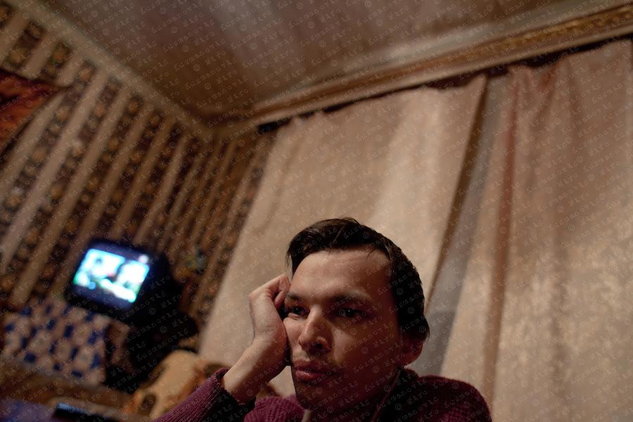 Documenting the echos of Chernobyl Tragedy, Luba und Sergej