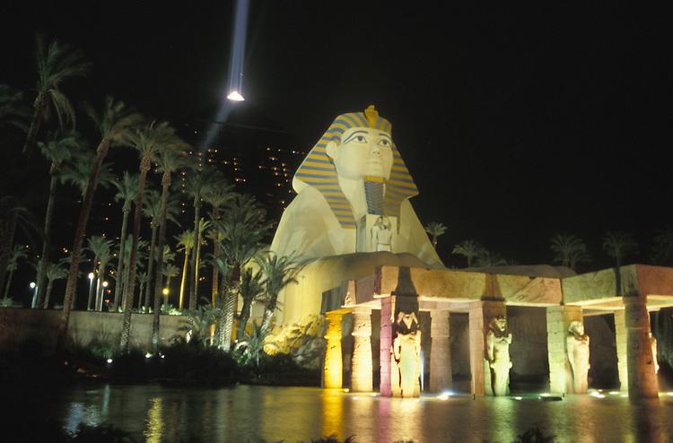 Luxor Pyramid in Las Vegas