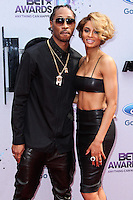 LOS ANGELES, CA - JUNE 30: Future and Ciara attend the 2013 BET Awards at Nokia Theatre L.A. Live on June 30, 2013 in Los Angeles, California. (Photo by Celebrity Monitor)