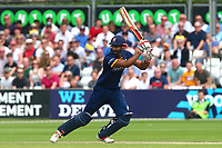 Varun Chopra hits four runs for Essex during Essex Eagles vs Glamorgan, NatWest T20 Blast Cricket at The Cloudfm County Ground on 16th July 2017
