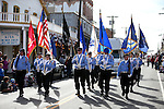 Images from the annual Veterans Day parade in Virginia City, Nev., on Monday, Nov. 11, 2013.<br /> Photo by Cathleen Allison