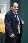 2 August 2004: Former New York Cosmos legend, and current ChampionsWorld senior vice-president and television commentator, Georgio Chinaglia. AC Milan of La Liga in Italy defeated Chelsea of the English Premier League 3-2 at Lincoln Financial Field in Philadelphia, PA in a ChampionsWorld Series friendly match..