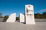 Martin Luther King Jr Memorial, Washington, DC, dc124541