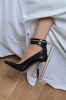 Xiao Jing Fang, Fashion Womenswear, Footwear, 2015