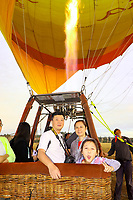 February 2019 Hot Air Balloon Gold Coast and Brisbane