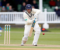 Grant Stewart bats for Kent during the County Championship Division 2 game between Kent and Gloucestershire at the St Lawrence Ground, Canterbury, on April 15, 2018.