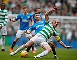 29.04.18 Celtic v Rangers: Scott Brown and Jason Holt