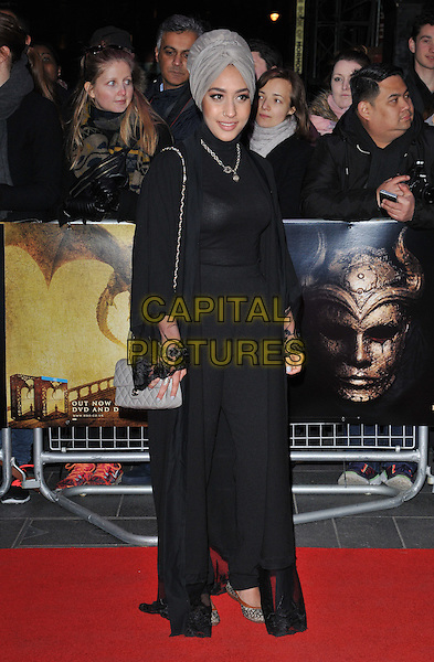 Mariah Idrissi attends the &quot;Game of Thrones : Hardhome&quot; season 5 special screening, Empire cinema, Leicester Square, London, UK, on Monday 14 March 2016.<br /> CAP/CAN<br /> &copy;Can Nguyen/Capital Pictures