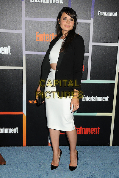 26 July 2014 - San Diego, California - Mia Maestro. Entertainment Weekly's Annual Comic-Con Celebration 2014 held at Float Lounge at the Hard Rock Hotel.  <br /> CAP/ADM/BP<br /> &copy;Byron Purvis/AdMedia/Capital Pictures