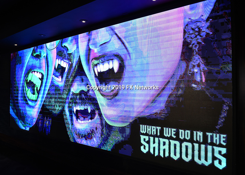 """HOLLYWOOD - MAY 22: General views of FX's """"What We Do in the Shadows"""" FYC event at Avalon Hollywood on May 22, 2019 in Hollywood, California. (Photo by Frank Micelotta/FX/PictureGroup)"""