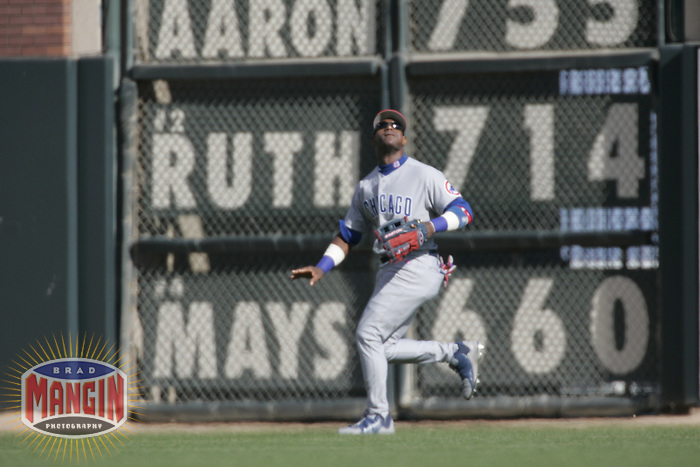 Sammy Sosa. Baseball: Chicago Cubs vs San Francisco Giants. San Francisco, CA 8/8/2004 MANDATORY CREDIT: Brad Mangin