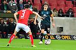04.11.2018, Opel-Arena, Mainz, GER, 1 FBL, 1. FSV Mainz 05 vs SV Werder Bremen, <br /> <br /> DFL REGULATIONS PROHIBIT ANY USE OF PHOTOGRAPHS AS IMAGE SEQUENCES AND/OR QUASI-VIDEO.<br /> <br /> im Bild: Max Kruse (SV Werder Bremen #10), Aaron Martin (#3, FSV Mainz)<br /> <br /> Foto © nordphoto / Fabisch