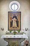 Chiesa SS. Annunziata, Church of the Annunciation, Vinci, Tuscano, Italy
