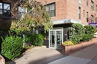Entrance to 63-95 Austin Street