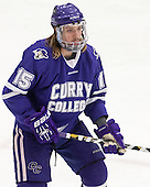 Tyler Vankleef (Curry - 15) - The Wentworth Institute of Technology Leopards defeated the visiting Curry College Colonels 1-0 on Saturday, November 23, 2013, at Walter Brown Arena in Boston, Massachusetts.