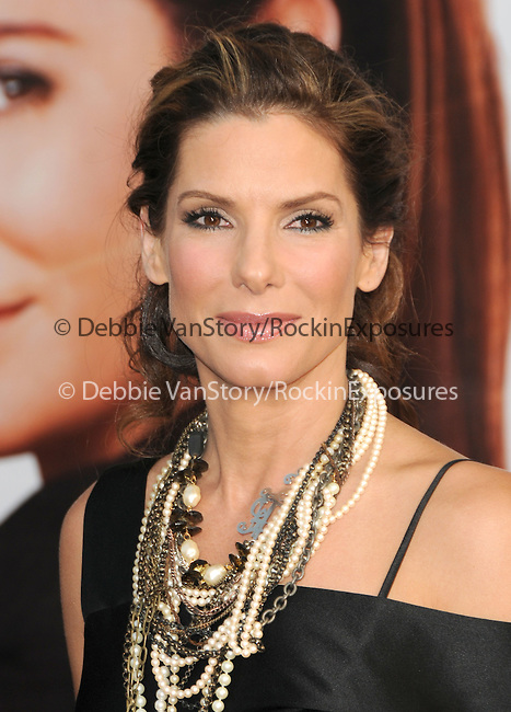 Sandra Bullock James at The Touchstone Pictures' World Premiere of The Proposal held at The El Capitan Theatre in Hollywood, California on June 01,2009                                                                     Copyright 2009 DVS / RockinExposures