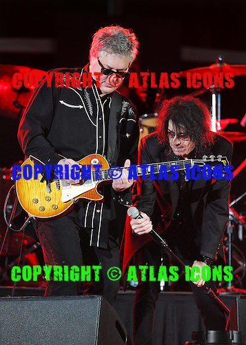 J. Geils Band,  live, 2013 ,Ken Settle/atlasicons.com