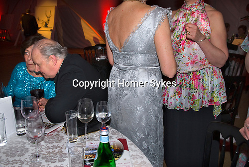 rich wealthy elderly people private party Hampshire England 2008