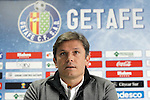 Getafe's General Manager Toni Munoz. April 13, 2016. (ALTERPHOTOS/Acero)