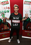 """Frankie Grande attends the Opening Night After Party for """"Ruben & Clay's First Annual Christmas Show"""" on December 11, 2018 at The Copacabana Times Square in New York City."""