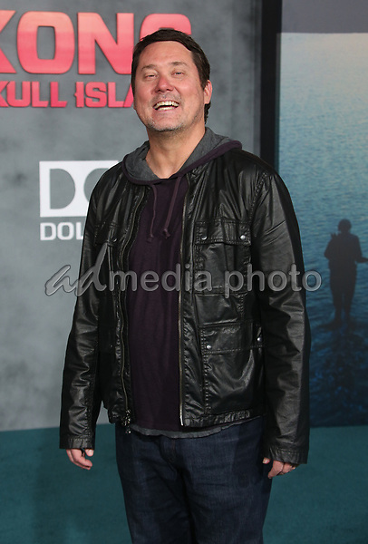 """08 March 2017 - Hollywood, California - Doug Benson. """"Kong: Skull Island"""" Los Angeles Premiere held at Dolby Theatre. Photo Credit: AdMedia"""