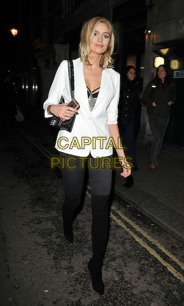 Ianthe Rose Cochrane-Stack attends the Lilah Parsons debut capsule collection for Yumi launch party, 15 Bateman Street, Bateman Street, London, UK, on Tuesday 01 December 2015.<br /> CAP/CAN<br /> &copy;Can Nguyen/Capital Pictures