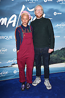 Gemma Cairney<br /> at the Cirque du Soleil &quot;Amaluna&quot; 1st night, Royal Albert Hall, Knightsbridge, London.<br /> <br /> <br /> &copy;Ash Knotek  D3218  12/01/2017