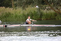 Race: 166: J18 1x  Final<br /> <br /> Peterborough Summer Regatta 2017 - Saturday<br /> <br /> To purchase this photo, or to see pricing information for Prints and Downloads, click the blue 'Add to Cart' button at the top-right of the page.