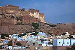 31/01/10_Jodhpur_Rajasthan_India_Stock