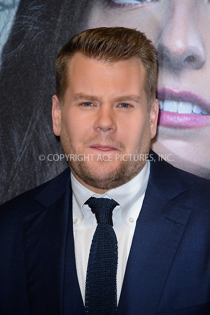 WWW.ACEPIXS.COM<br /> <br /> January 7 2015, London<br /> <br /> James Corden attending the UK Gala Screening of 'Into The Woods' at the Curzon Mayfair on January 7 2015 in London<br /> <br /> By Line: Famous/ACE Pictures<br /> <br /> <br /> ACE Pictures, Inc.<br /> tel: 646 769 0430<br /> Email: info@acepixs.com<br /> www.acepixs.com