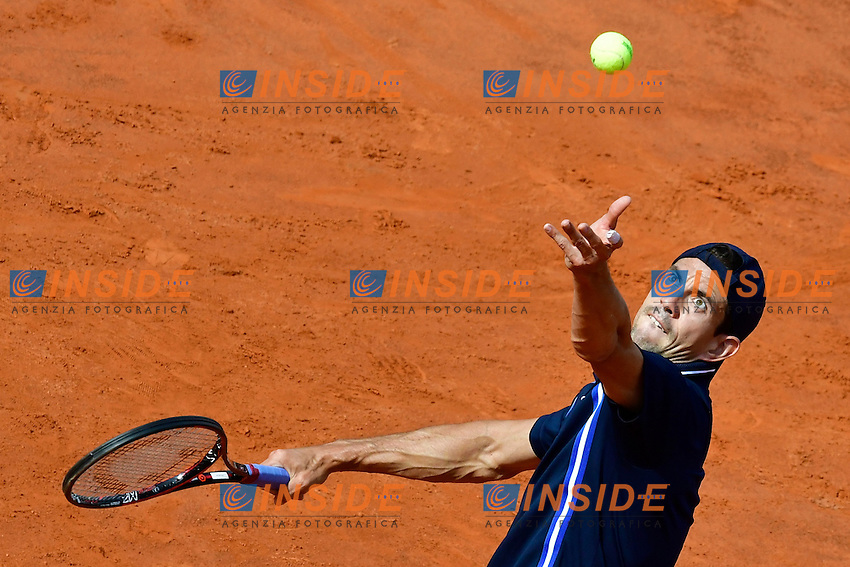 Guillelmo Garcia Lopez (ESP)<br /> Roma 9-05-2016  Foro Italico<br /> Internazionali BNL d'Italia, <br /> Tennis ATP<br /> Foto Antonietta Baldassarre / Insidefoto