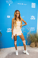 MIAMI, FL - MAY 11: Winnie Harlow attends the Sports Illustrated Swimsuit On Location Day 2 at Ice Palace on May 11, 2019 in Miami, Florida. <br /> CAP/MPI140<br /> ©MPI140/Capital Pictures