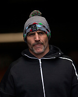 Harlequins Head Coach Paul Gustard<br /> <br /> Photographer Bob Bradford/CameraSport<br /> <br /> Premiership Rugby Cup - Exeter Chiefs v Harlequins - Saturday 10th November 2018 - Sandy Park - Exeter<br /> <br /> World Copyright &copy; 2018 CameraSport. All rights reserved. 43 Linden Ave. Countesthorpe. Leicester. England. LE8 5PG - Tel: +44 (0) 116 277 4147 - admin@camerasport.com - www.camerasport.com