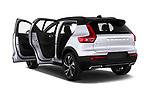 2018 Volvo XC40 R Design 5 Door SUV doors