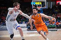 Valencia Basket 103-65 Neptunas Klaipeda (18-12-2014)