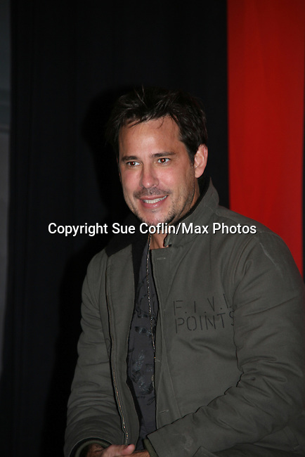 - All My Children's Ricky Paull Goldin came to see fans on November 21, 2009 at Uncle Vinnie's Comedy Club at The Lane Theatre in Staten Island, NY for a VIP Meet and Greet for photos, autographs and a Q & A on stage. (Photo by Sue Coflikn/Max Photos)