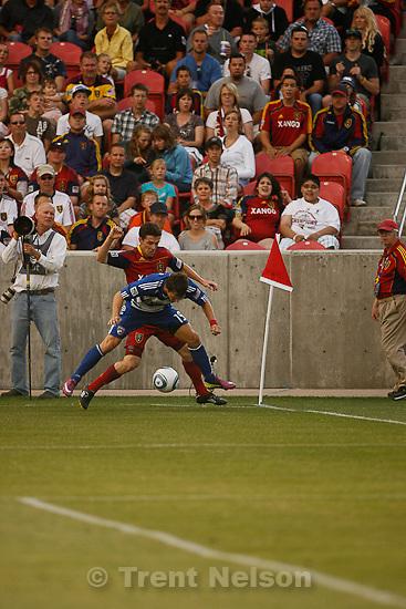Trent Nelson     The Salt Lake Tribune.RSL's Will Johnson, Real Salt Lake vs. FC Dallas at Rio Tinto Stadium in Sandy, Utah, Saturday, July 9, 2011. tom smart