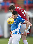 Hamilton Accies v St Johnstone&hellip;01.04.17     SPFL    New Douglas Park<br />