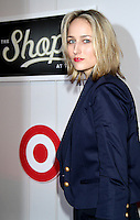 May 01, 2012 Leelee Sobieski attends the Launch of the Shops at Target at the IAC Building in New York City. Credit: RW/MediaPunch Inc. NORTEPHOTO.COM<br />