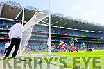 David Clifford Kerry scores his side's second goal against Derry in the All-Ireland Minor Footballl Final in Croke Park on Sunday.