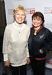 Helen Lee Henderson and Iris Rainer Dart attends the reception for Dramatists Guild Fund Fellows Presentation 2015-2016 at Playwrights Horizons on September 19, 2016 in New York City.