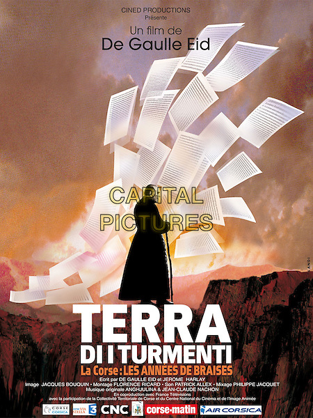 Terra di i Turmenti (2015) <br /> POSTER ART<br /> *Filmstill - Editorial Use Only*<br /> CAP/KFS<br /> Image supplied by Capital Pictures