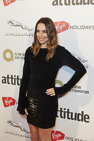 www.acepixs.com<br /> <br /> October 12 2017, London<br /> <br /> Melanie C arriving at the Virgin Holidays Attitude Awards 2017 at the Roundhouse on October 12 2017 in London.<br /> <br /> By Line: Famous/ACE Pictures<br /> <br /> <br /> ACE Pictures Inc<br /> Tel: 6467670430<br /> Email: info@acepixs.com<br /> www.acepixs.com