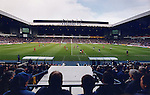 IBROX STADIUM INTERNAL VIEW SHOT DURING A RANGERS V ABERDEEN MATCH IN 1998, ROB CASEY PHOTOGRAPHY