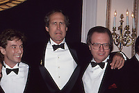 Martin Short Chevy Chase & Larry King<br />
