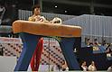 Kenya Kobayashi (JPN), JULY 2nd, 2011 - Artistic Gymnastics : JAPAN CUP 2011, Men's Team competition at Tokyo Metropolitan gymnasium, Tokyo, Japan. .(Photo by Atsushi Tomura/AFLO SPORT) [1035]...