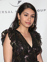 LOS ANGELES, CA - FEBRUARY 10: Alessia Cara at theUniversal Music Group Grammy After party celebrating th  61st Annual Grammy Awards at tThe Row  in Los Angeles, California on February 10, 2019. Credit: Faye Sadou/MediaPunch