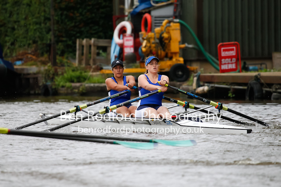 W.NOV.2x  Semi  (261) Cardiff City (Evans) vs (262) City of Swansea RC<br /> <br /> Sunday - Gloucester Regatta 2016<br /> <br /> To purchase this photo, or to see pricing information for Prints and Downloads, click the blue 'Add to Cart' button at the top-right of the page.