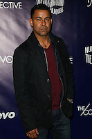 HOLLYWOOD, CA - FEBRUARY 18: Jon Huertas at the NUVOtv Series Launch Premiere Party held at Siren Studios on February 18, 2014 in Hollywood, California. (Photo by Xavier Collin/Celebrity Monitor)